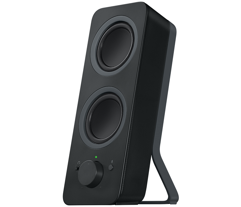 8507381680a Logitech Z207 2.0 Stereo Computer Speakers with Bluetooth