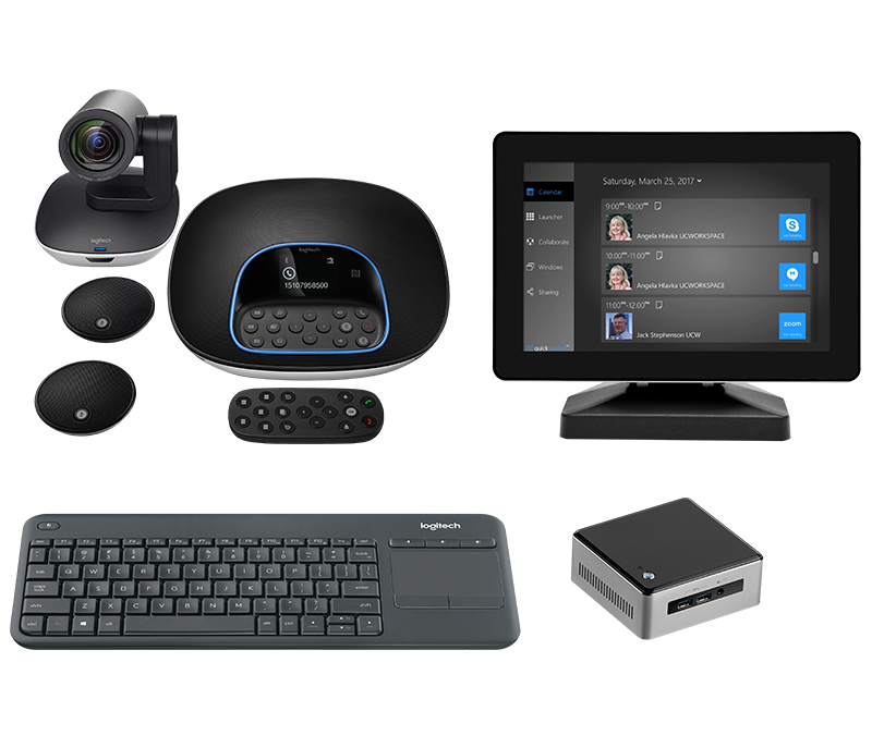 GROUP Kit<br>with Intel NUC