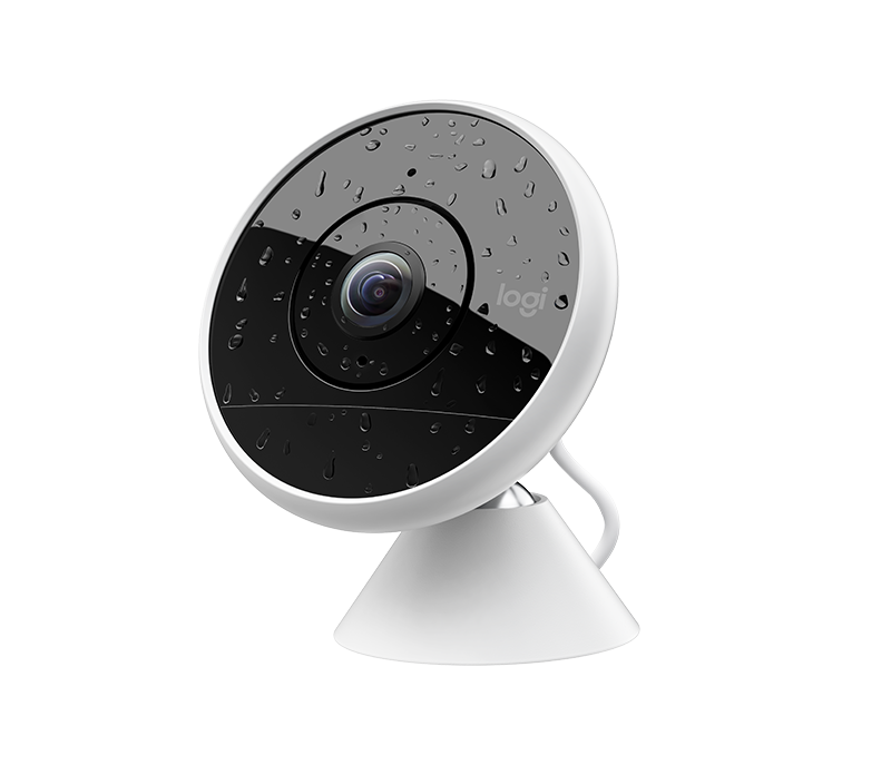 Circle 2 Combo Pack: 2 Wired Cameras + 1 Window Mount