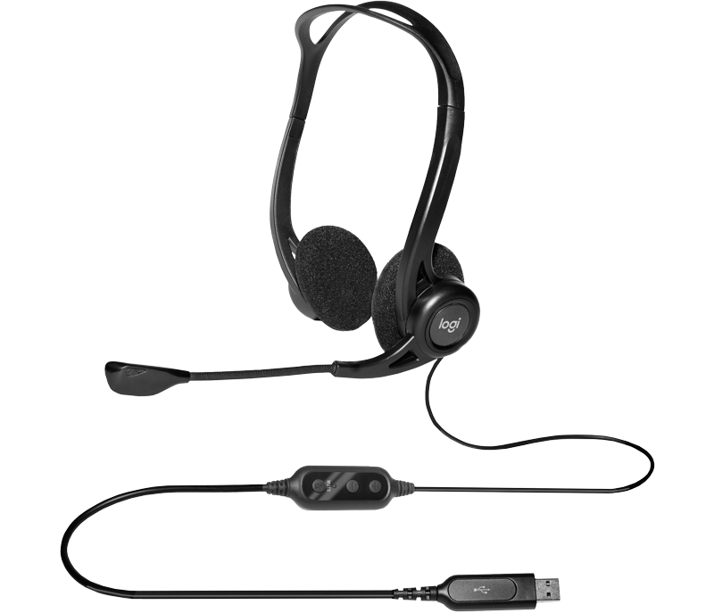 960 USB Headset 4