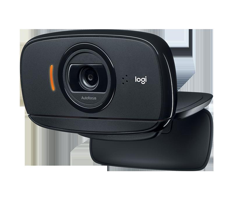 B525 Foldable Business Webcam