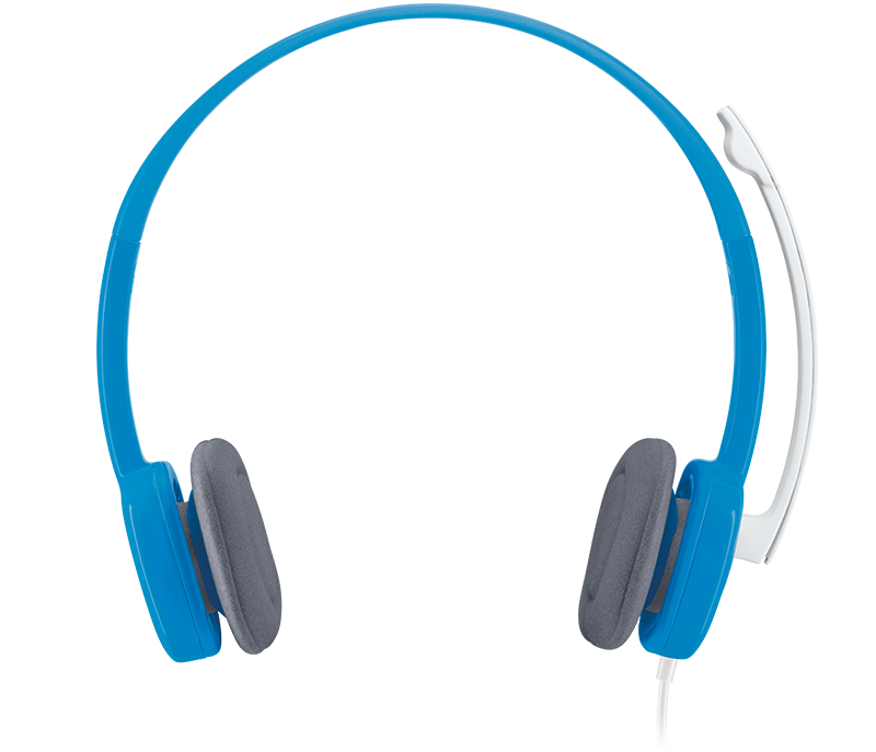 a62743d4fdb Logitech H150 Stereo Headset with Noise-Cancelling Mic