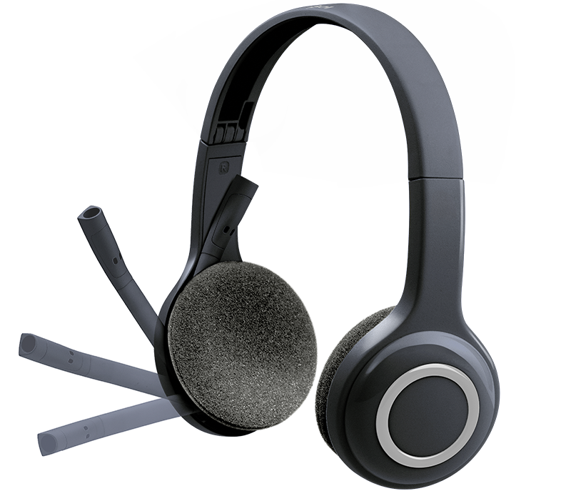 H600 WIRELESS HEADSET 2