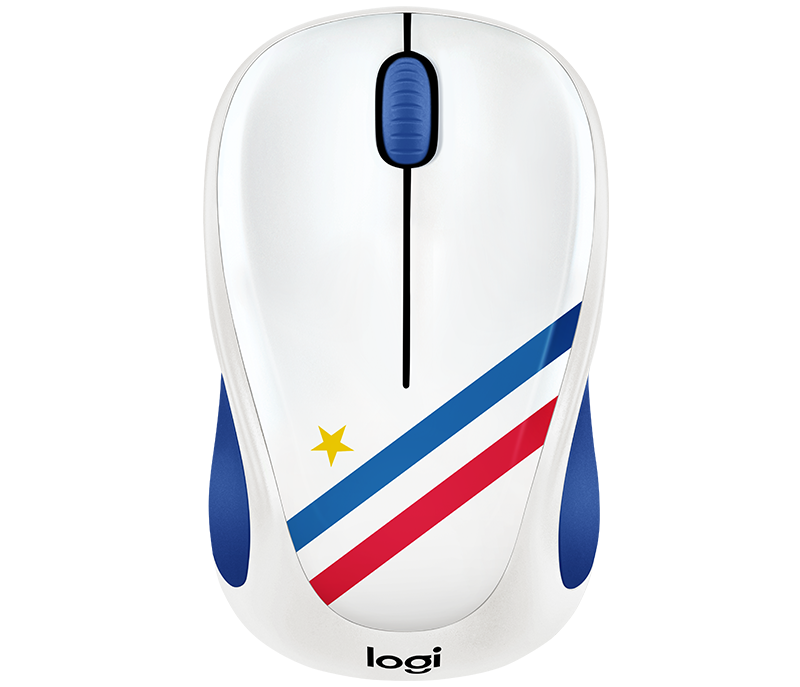 Souris sans fil Fan Collection