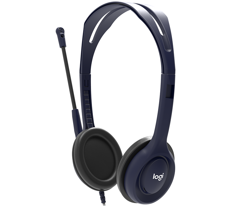 Wired 3.5MM Headset with Microphone 1
