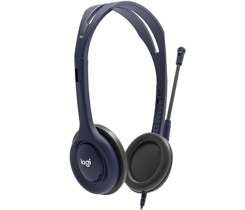 Wired 3.5MM Headset with Microphone 2