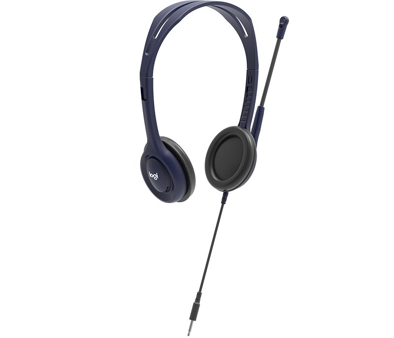 Wired 3.5MM Headset with Microphone 3