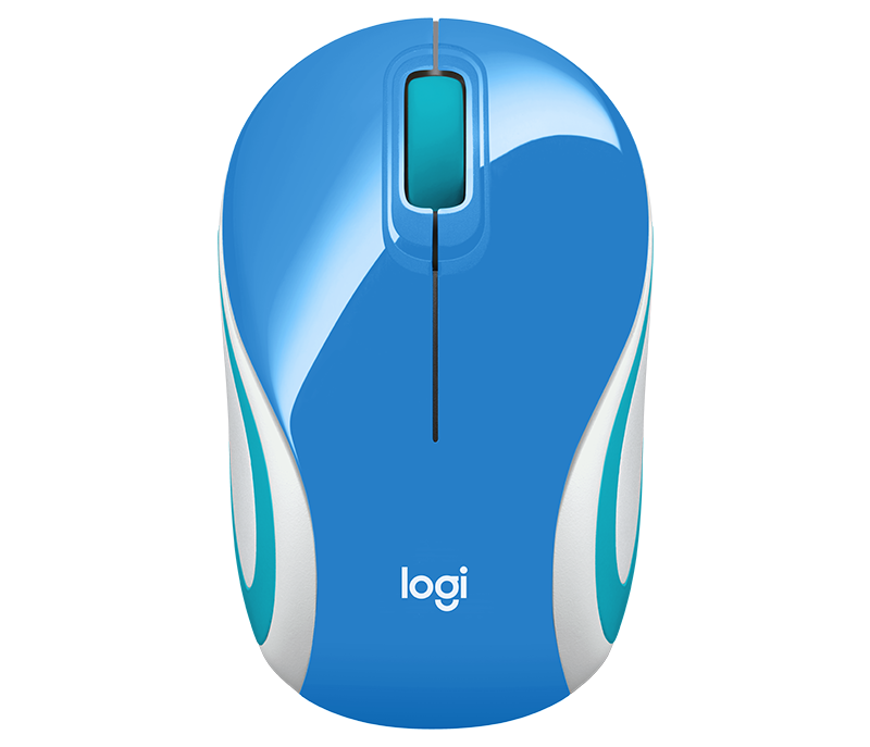 ddccb3389c7 Logitech M187 Mini Wireless Mouse, Ultra Portable Mouse