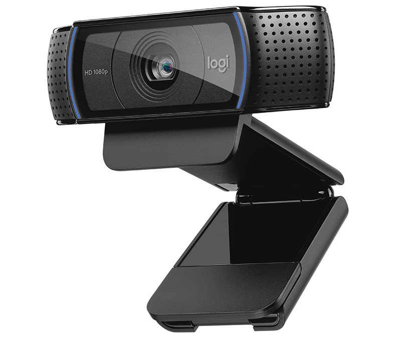 Logitech C920 HD Pro Webcam para Windows, Mac e Chrome OS