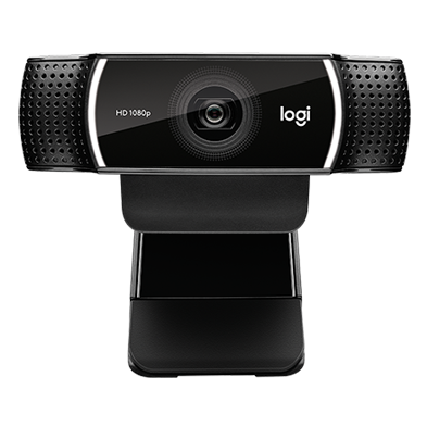 C922 PRO HD STREAM  WEBCAM