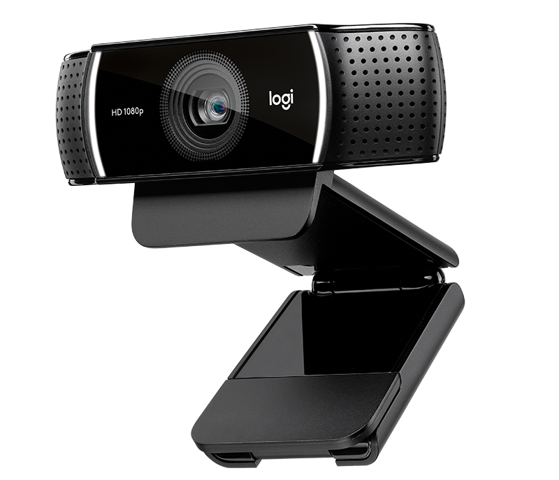 19b018d6ba7 Logitech C922 Pro Stream HD Webcam with 30fps at 1080p & Autofocus