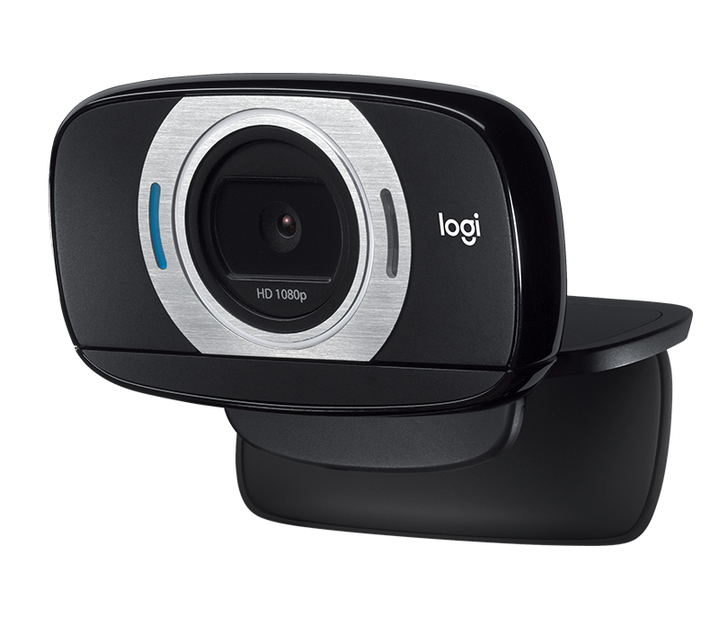 Logitech C615 Fold And Go Hd Webcam 1080p Video With Autofocus
