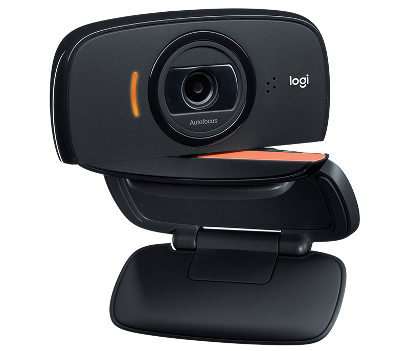 Logitech C525 Hd Webcam Foldable With 720p Video Autofocus