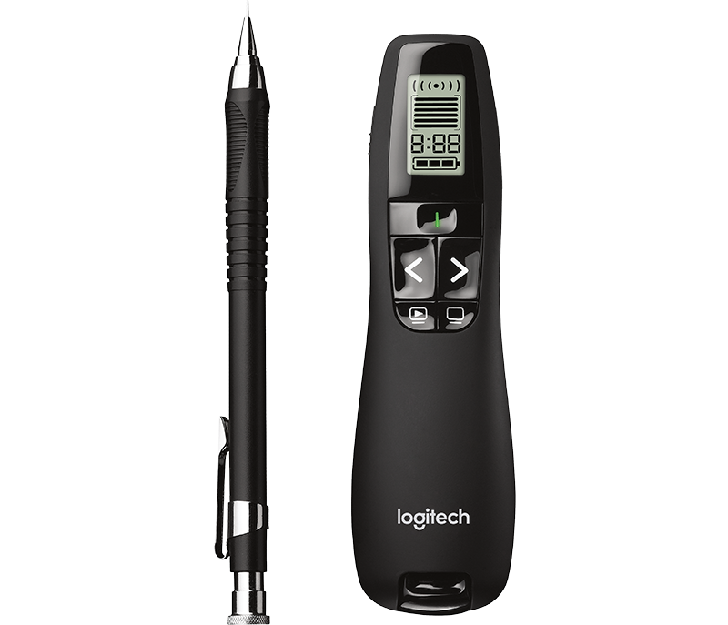 R800 Laser Presentation Remote 1