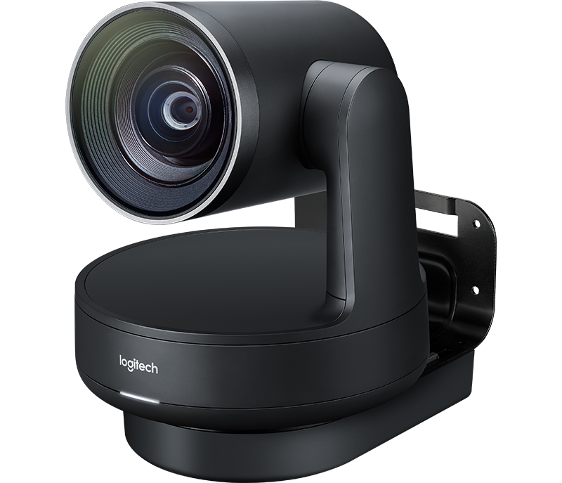 Logitech Rally Ultra HD PTZ Camera for Meeting Rooms