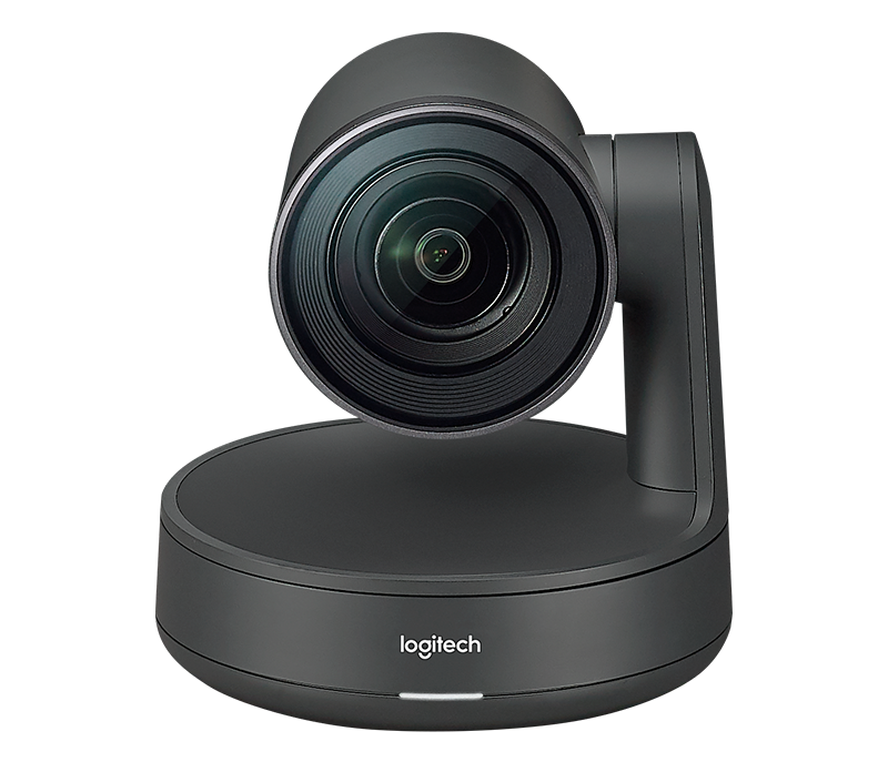 Logitech Rally Ultra HD PTZ ConferenceCam for Meeting Rooms