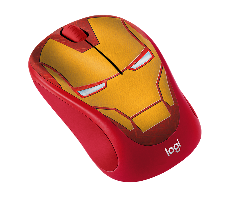 M238 MARVEL COLLECTION WIRELESS MOUSE