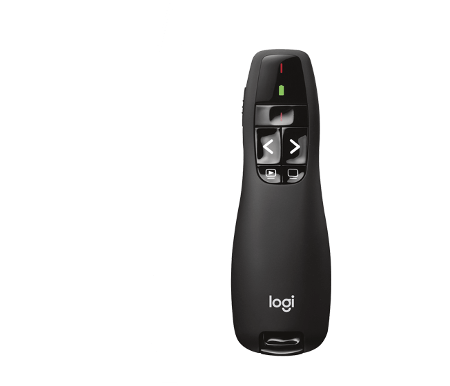 R400f Laser Presentation Remote 1
