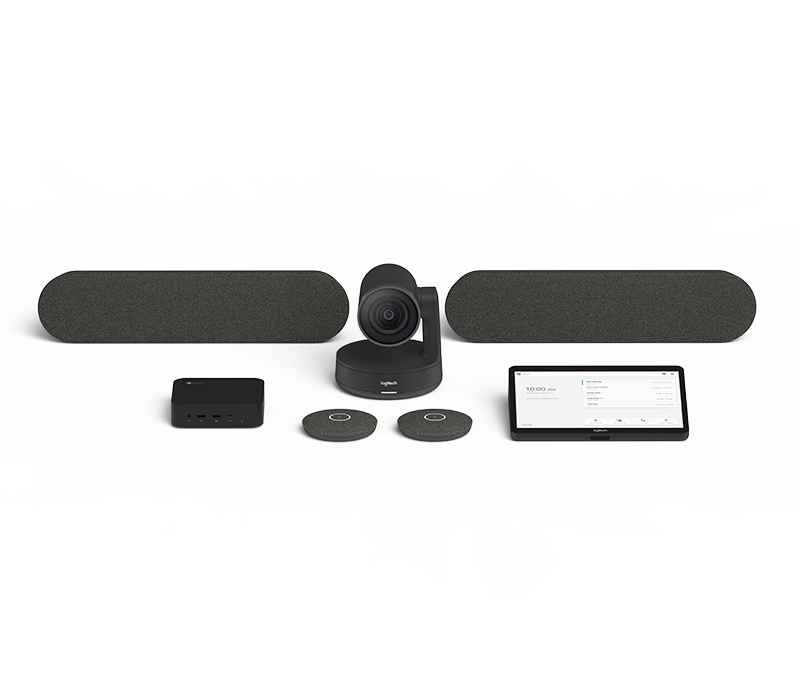 Logitech Room Solutions for Google Meet 1