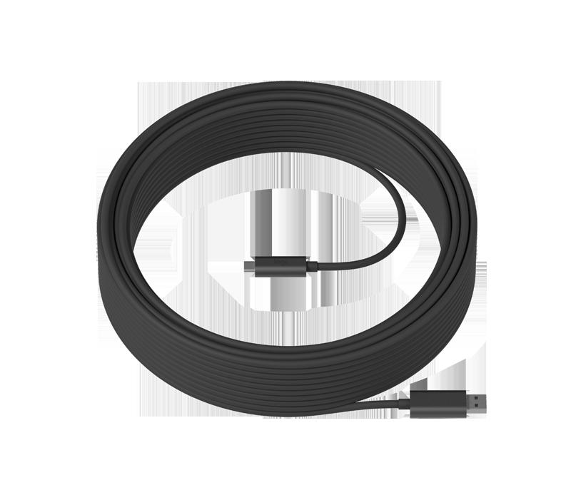 罗技加强版 USB 延长线 1