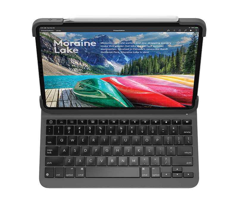 SLIM FOLIO PRO for <span class='lowerCase'>iPad Pro</span> 11-inch and 12.9-inch (3rd gen)2