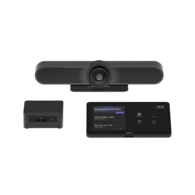 Logitech Room Solutions voor Microsoft Teams