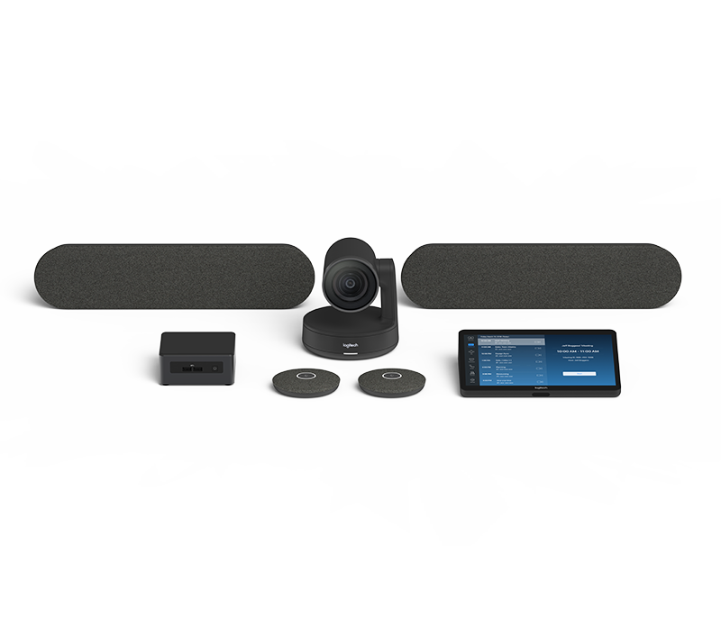 Logitech Room Solutions for Zoom Rooms 1