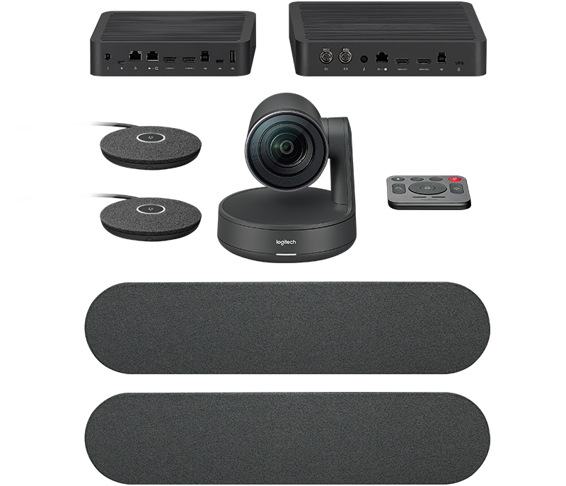 Logitech Room Solutions for Zoom Rooms 3