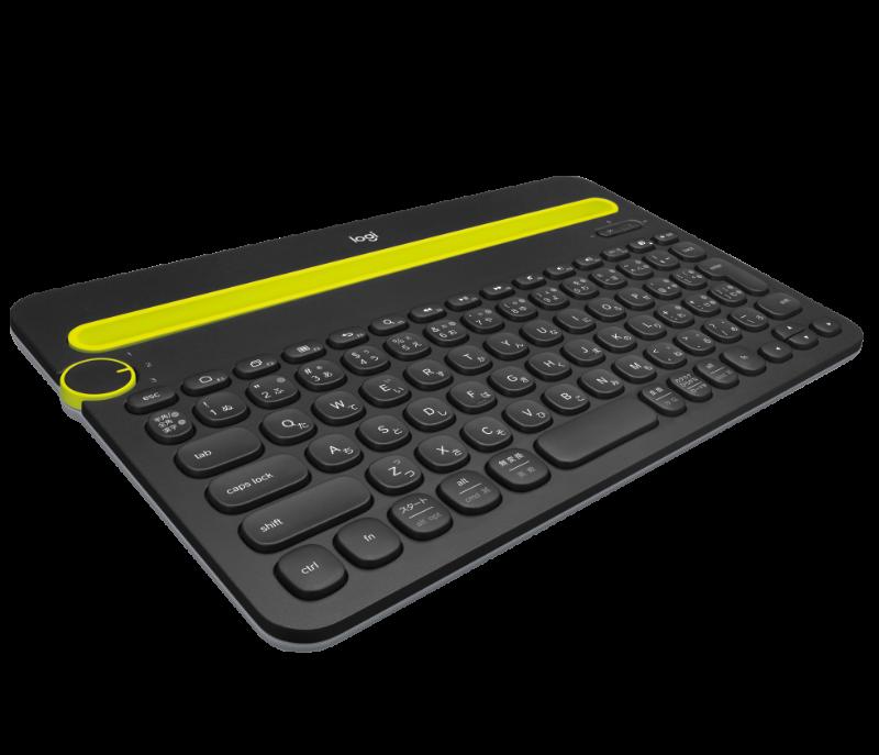 <em>Bluetooth</em> Multi-Device Keyboard K480 2