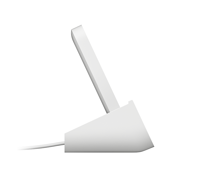 <span class='lowerCase'>POWERED FOR iPhone + BASE FOR iPad</span>