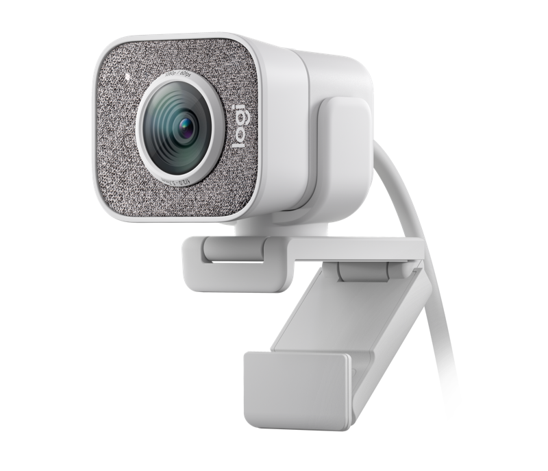 Logi StreamCam White - Wide and Angle View