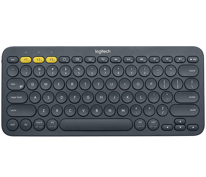 K380 Multi-Device <em>Bluetooth</em> Keyboard 1