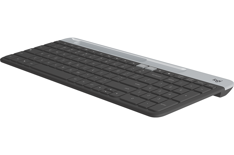 K580 Slim Multi-Device Wireless Keyboard Chrome OS Edition 3