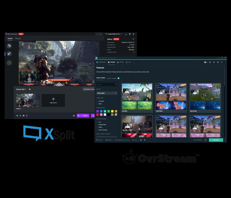 Instant Streaming Studio X 4
