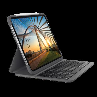 Slim Folio Pro for iPad Pro 11 inch 3/4 angle view