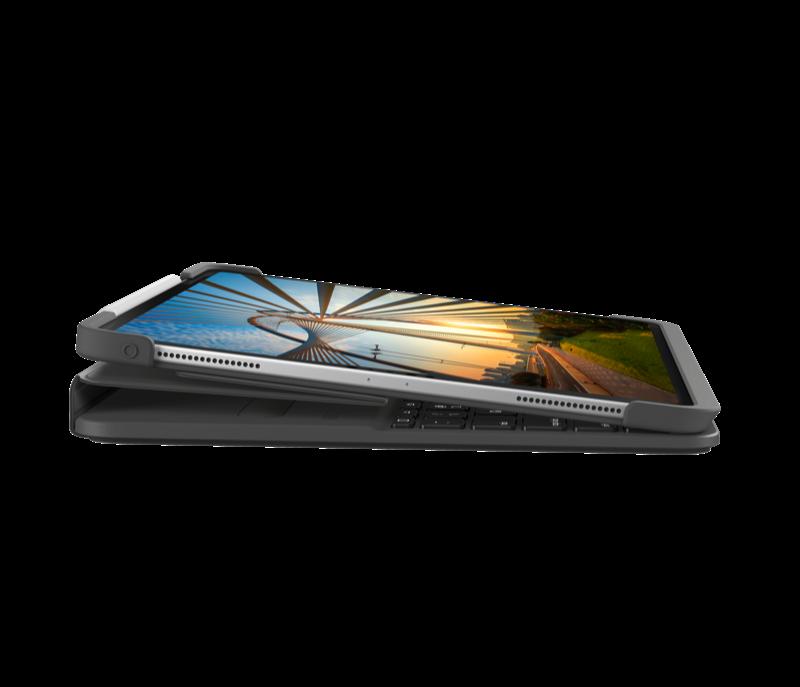 Slim Folio Pro for iPad Pro 11 inch fold view